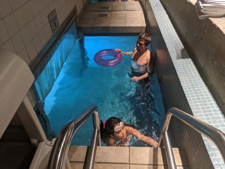Hotel bonaventure montreal with kids