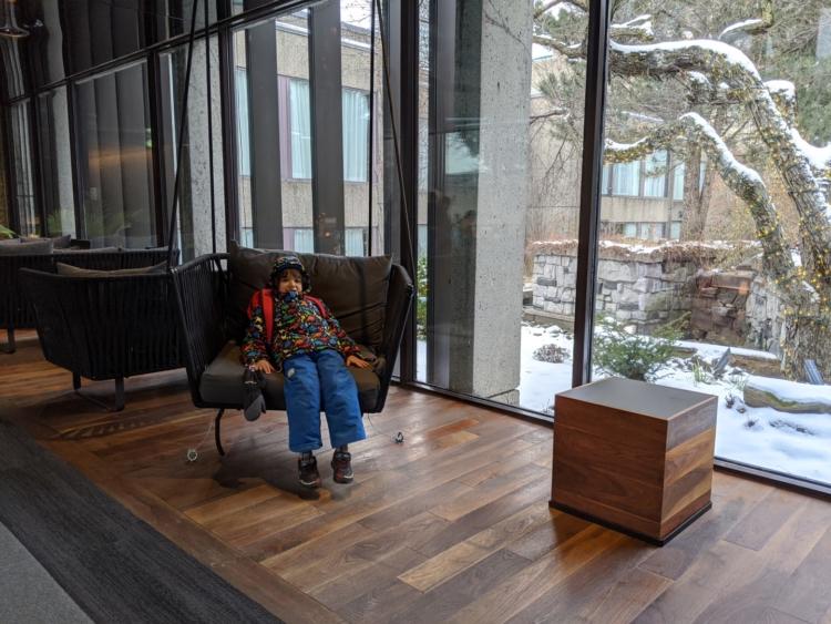 Hotel bonaventure montreal review