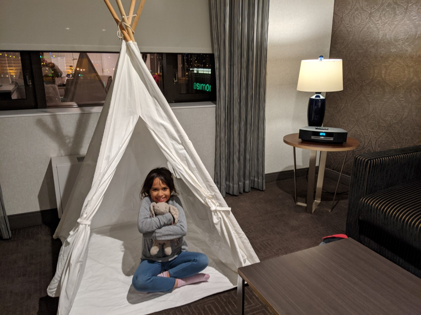Sheraton Laval where to stay with kids