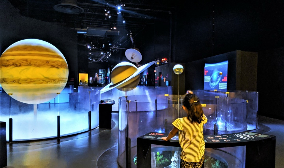 Laval Space Centre Montreal