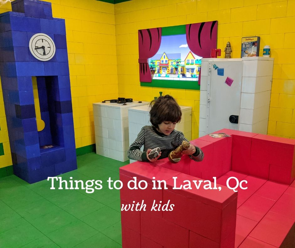 Things to do in Laval near Montreal with kids