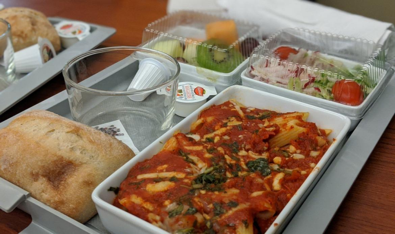 Kids meals Via Rail Business Class