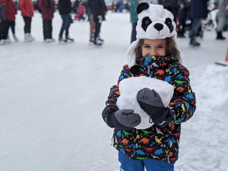 Is Winterlude fun for Little Kids