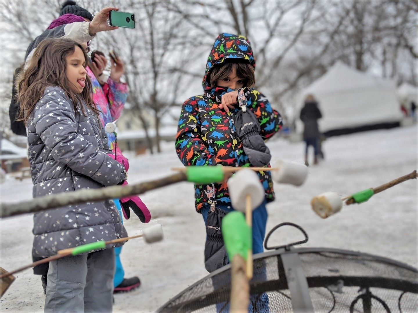 Free things to do Winterlude