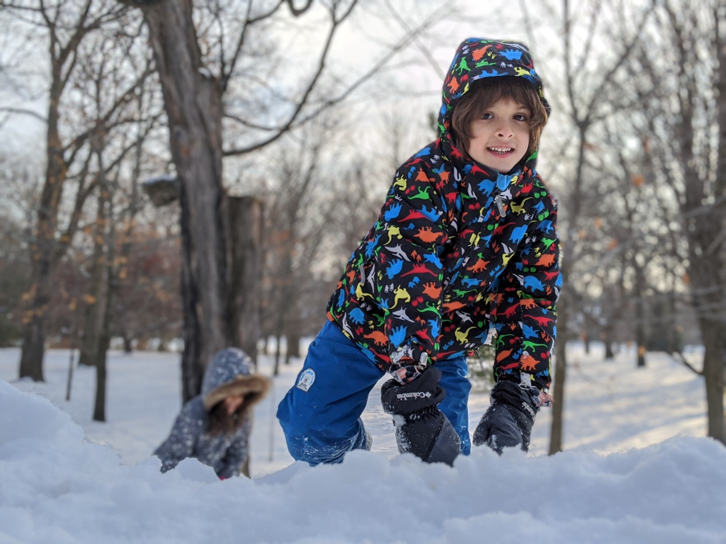 Winterlude attractions free for kids