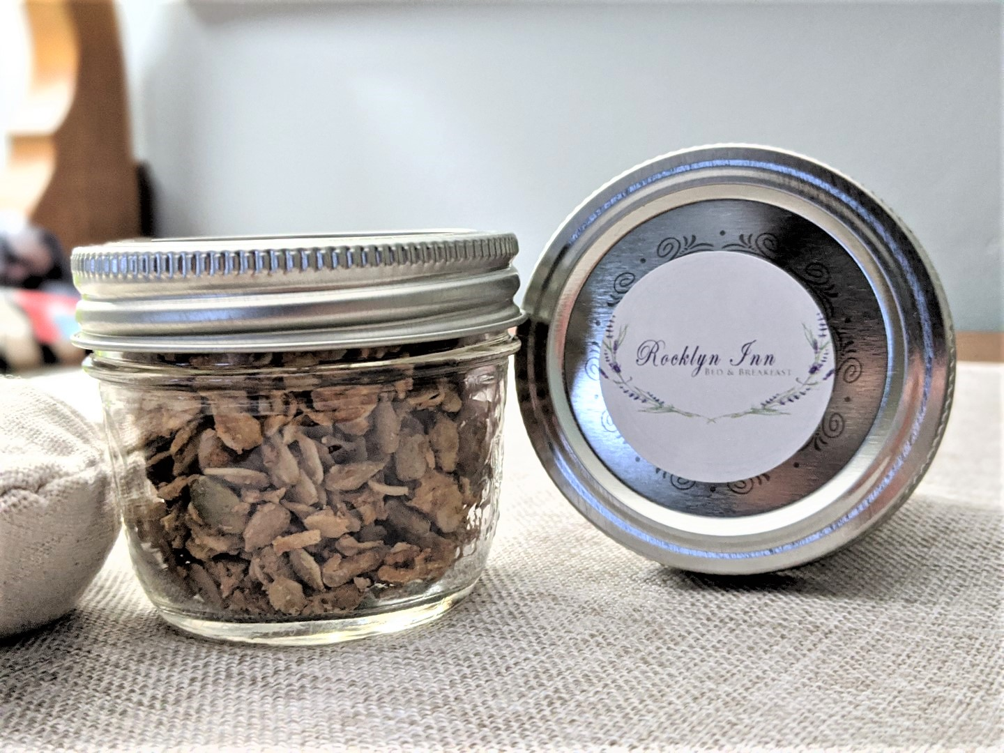 Granola Made in Grey County