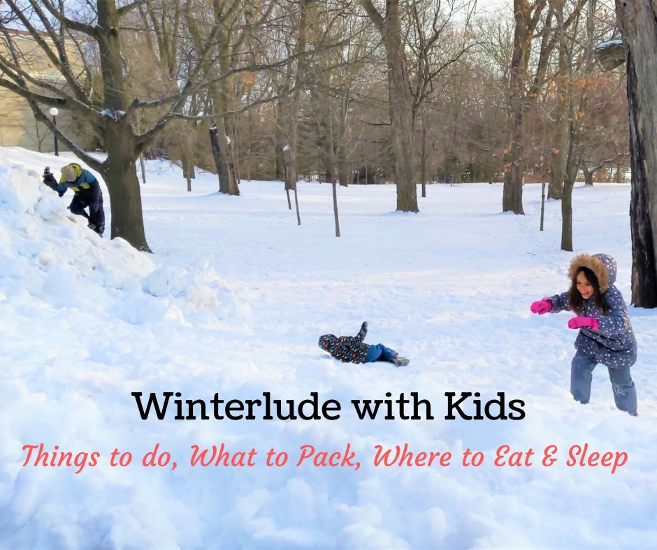 Best Winterlude Tips with Kids