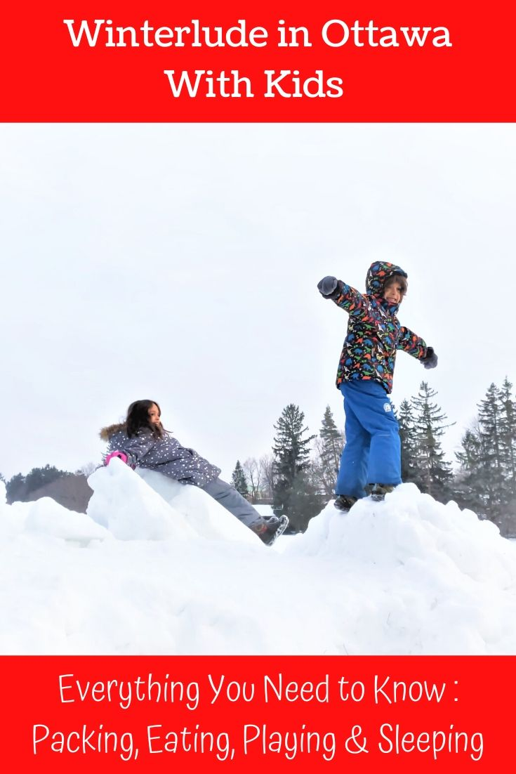 Best things to do in Ottawa for Winterlude. Canadian Bucketlist Experience.