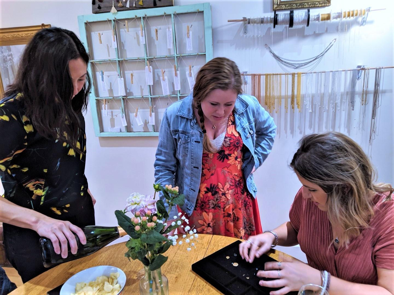 Jewellery making toronto