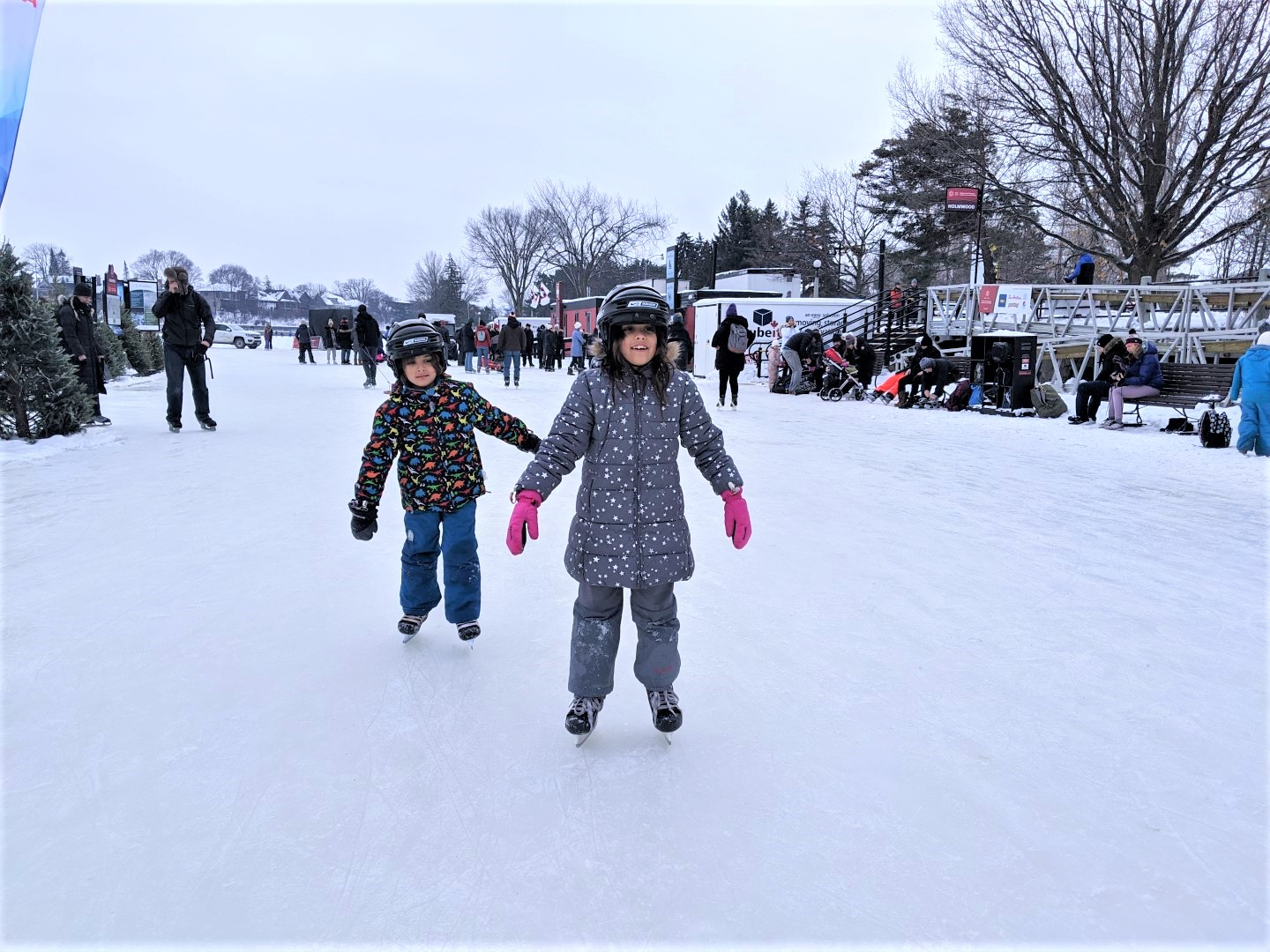 Winterlude free attractions for kids