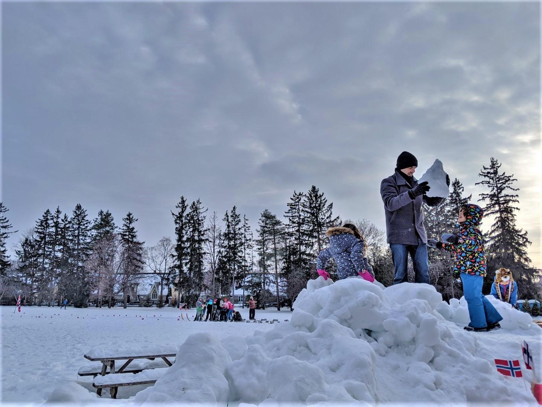 Best Winterlude activities with kids