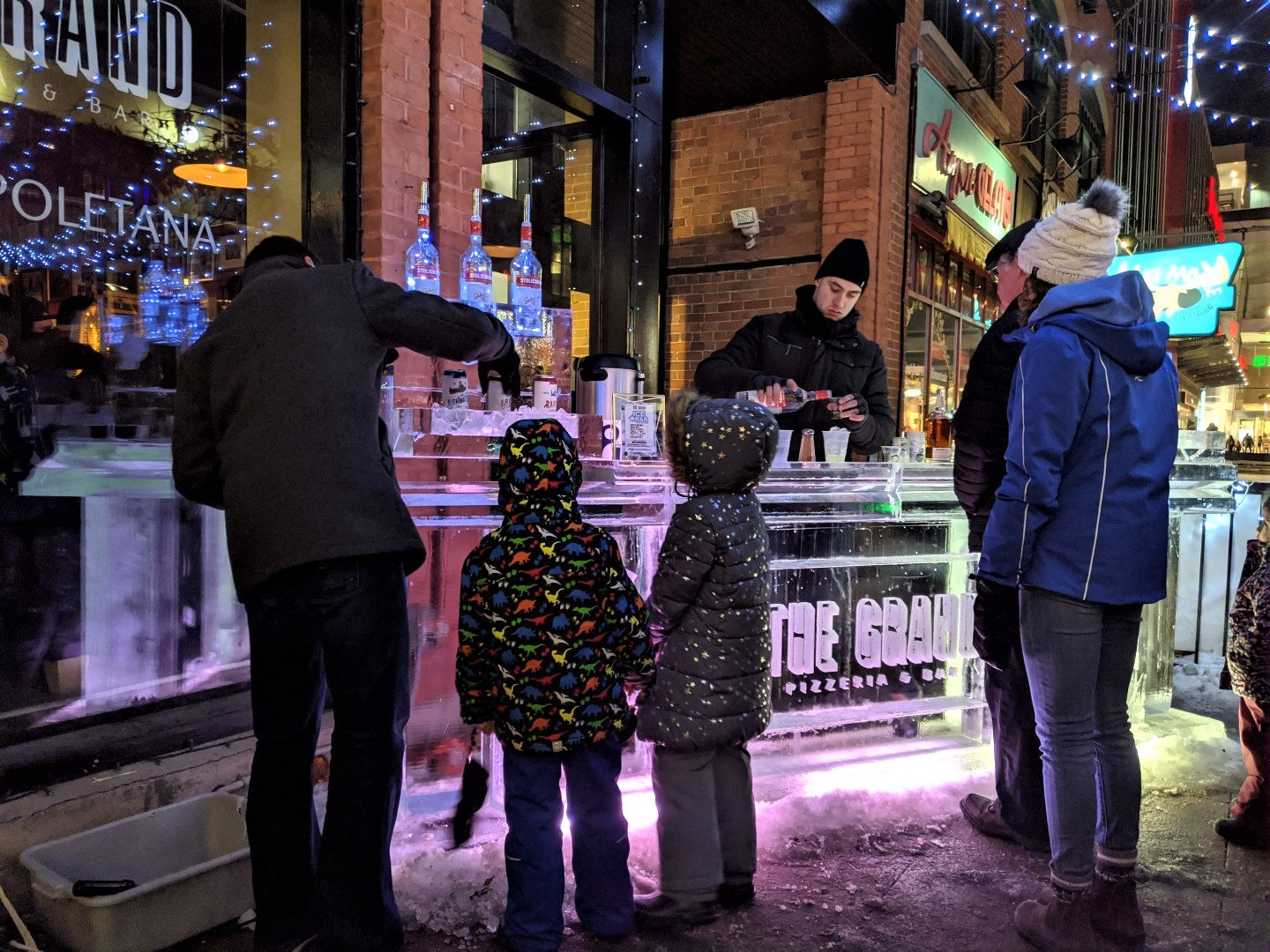 Winterlude where to eat with kids