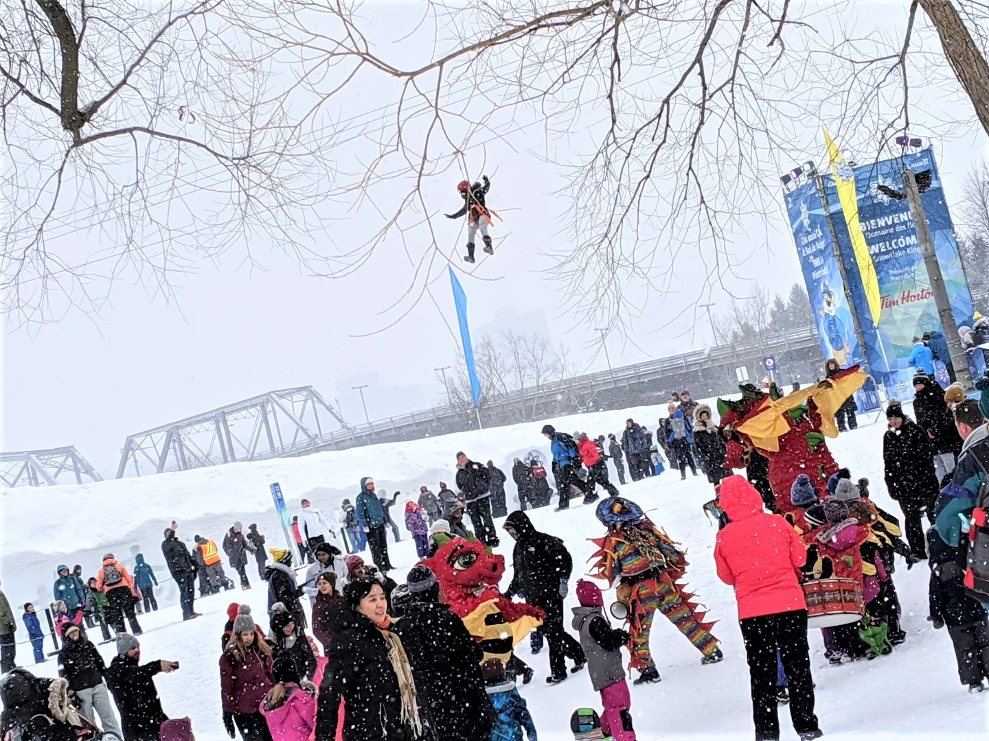 Winterlude attractions free