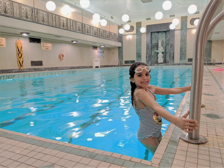 Fairmont Ottawa Hotel with Pool