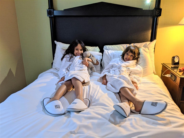 best ottawa hotel with kids
