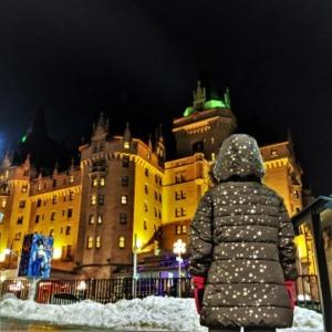 Sleeping in a Canadian Castle #MurphysDoOttawa