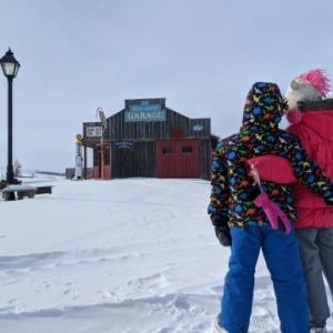 Winter Fun in Ontario's Grey County #ColourItYourWay
