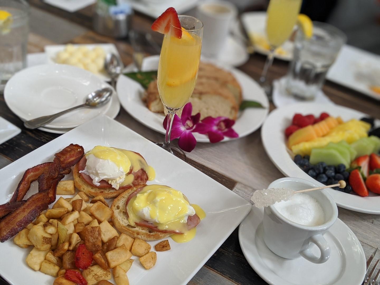 Breakfast at Reunion Resort