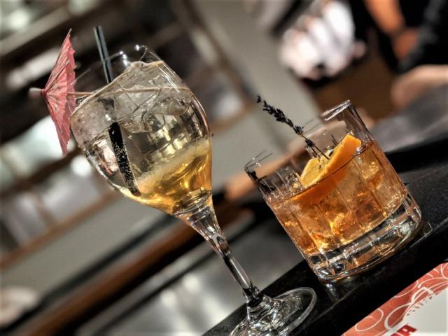 cocktails in Toronto Benihana