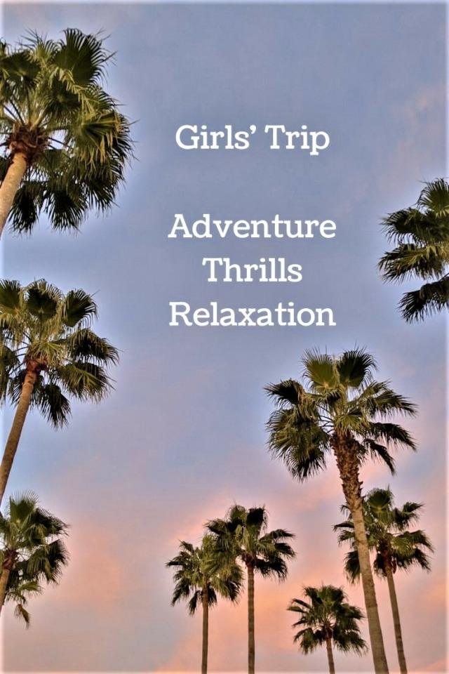 Adventurous Girls' Trips