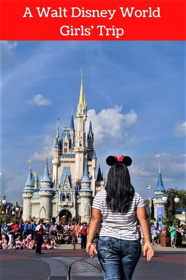Girls trip to Disney