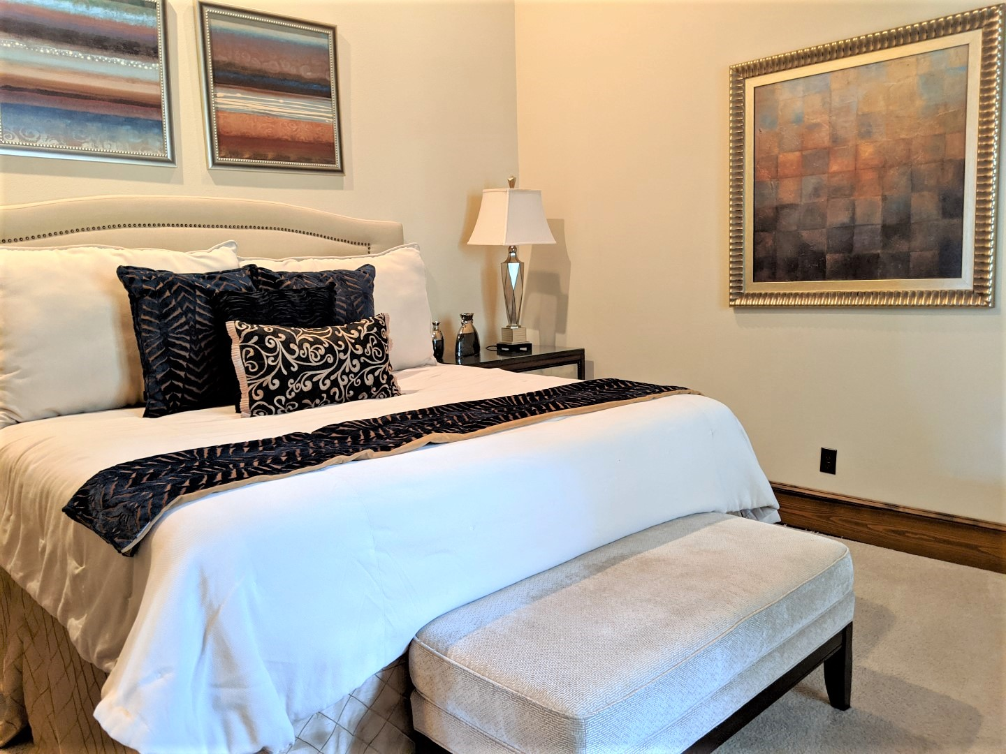 kissimmee vacation home bedrooms