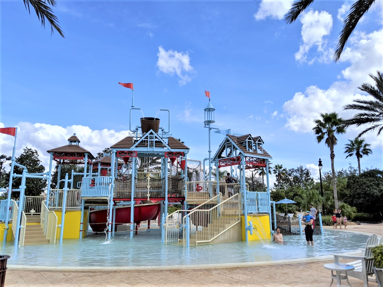 Reunion Resort Florida waterpark