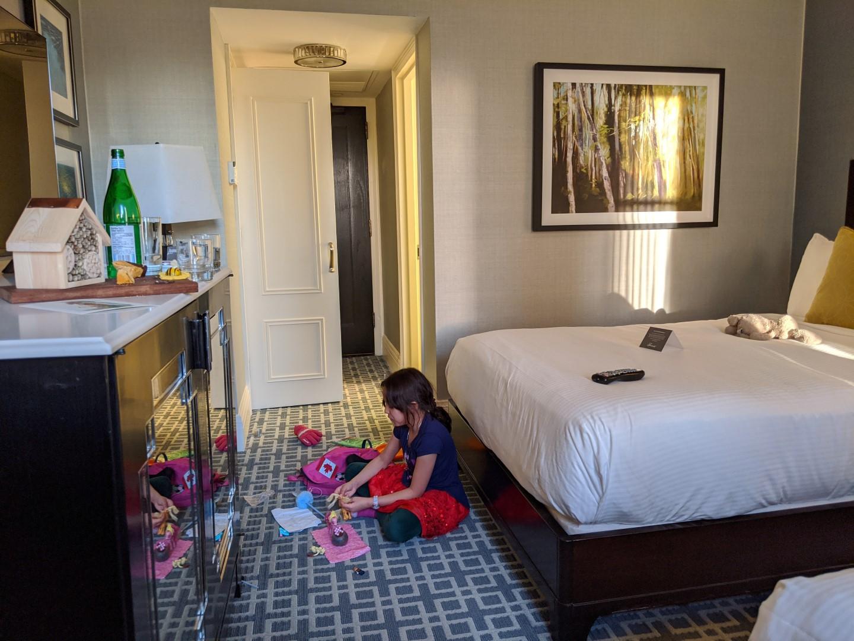 Fairmont Royal York Hotel Toronto rooms