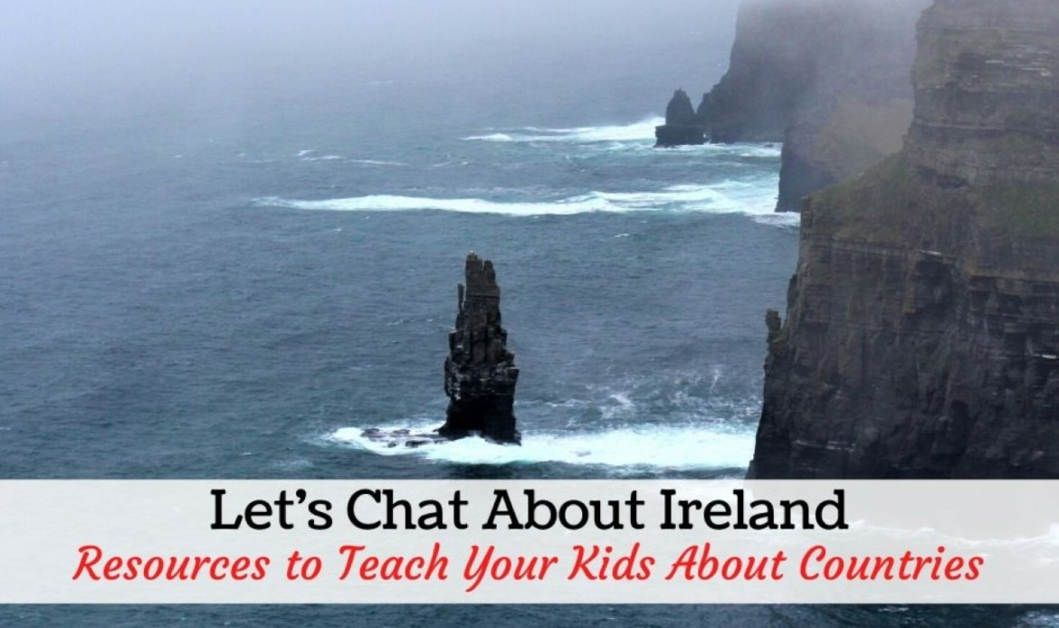 resources to teach kids about Ireland