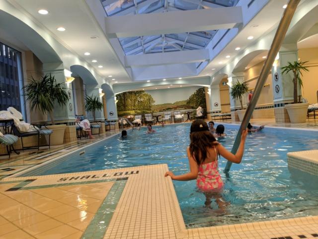 Fairmont Royal York Pool
