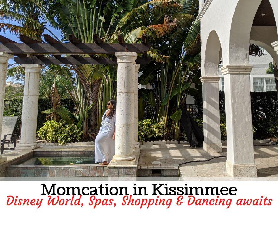 Momcation in Kissimmee Girls' Trip