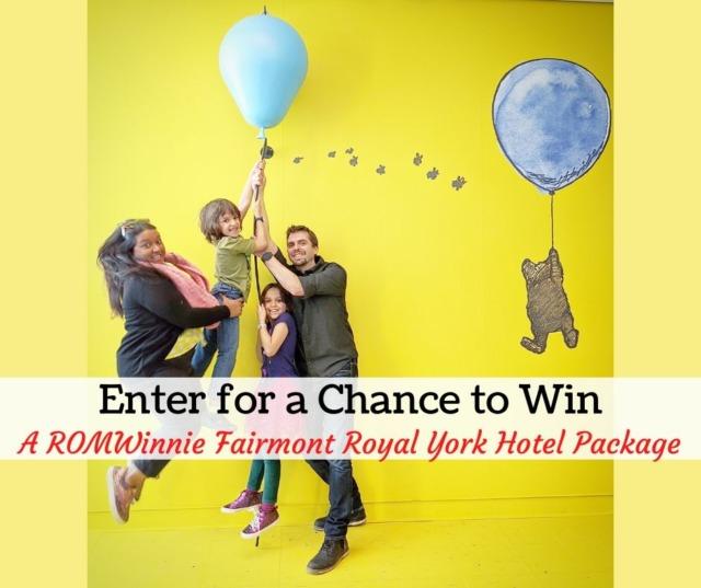 ROM Winnie Royal York Hotel