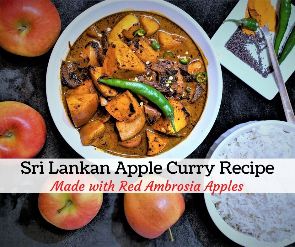 Sri Lankan Apple Curry Recipe