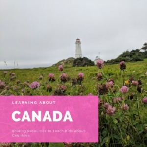 Learning About Canada with Kids