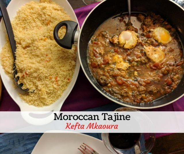 Kefta Mkaoura Recipe Morocco