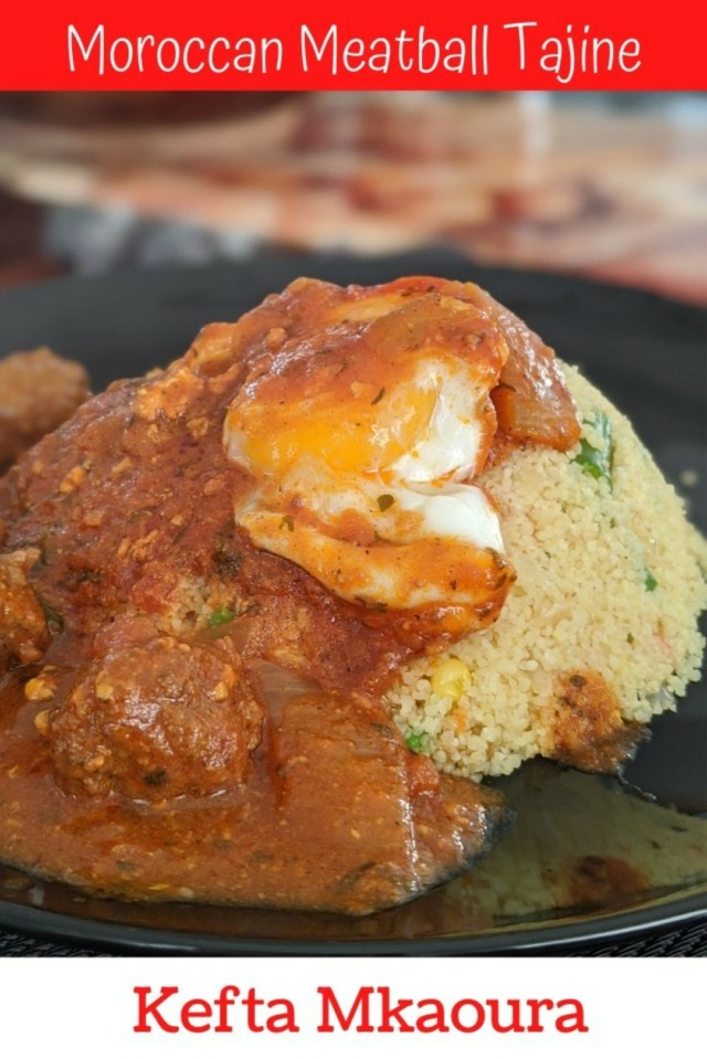 Kefta Mkaoura recipes easy (Large)