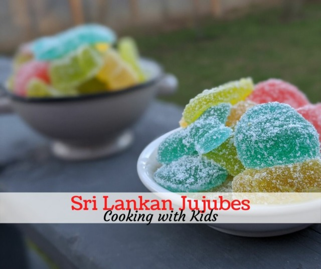 Sri Lankan Jujubes Recipe