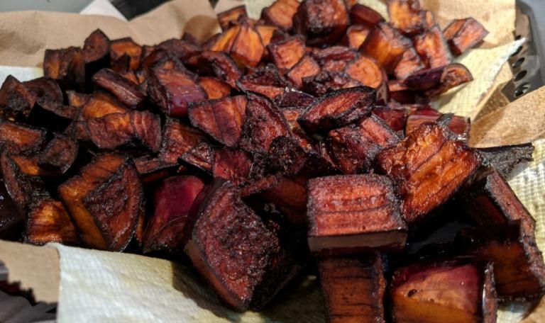 aubergine recipe vegan