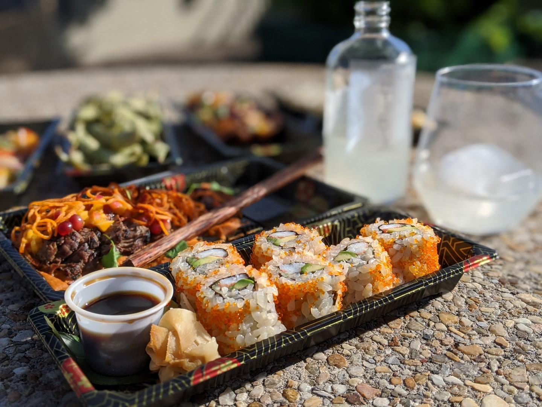 Peruvian Japanese Chotto Matte Toronto delivery