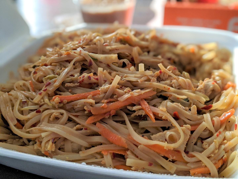 Salad king home delivery Thai Toronto