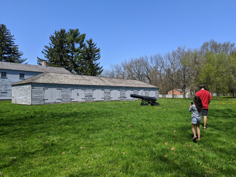 Butler's Barracks Niagara on the Lake