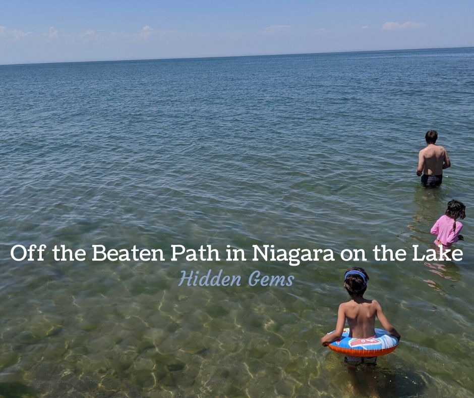 Secret spots in Niagara on the Lake