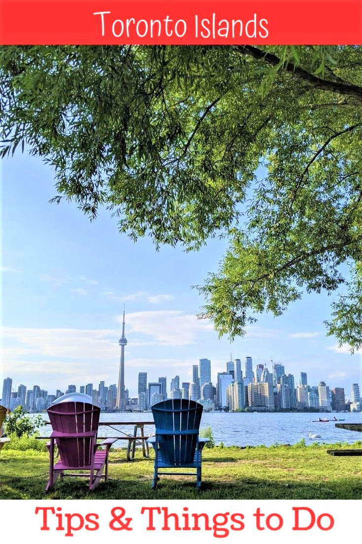 Things to do on the Toronto Islands