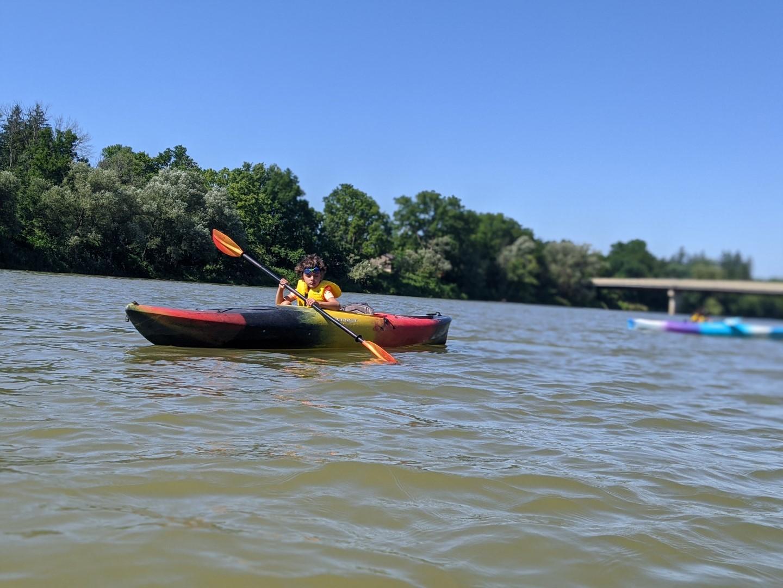 kids kayak rental Ontario