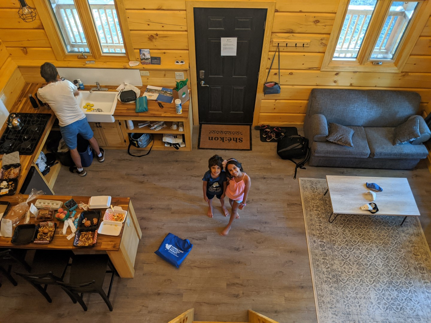 Chiefswood Cabin Stay