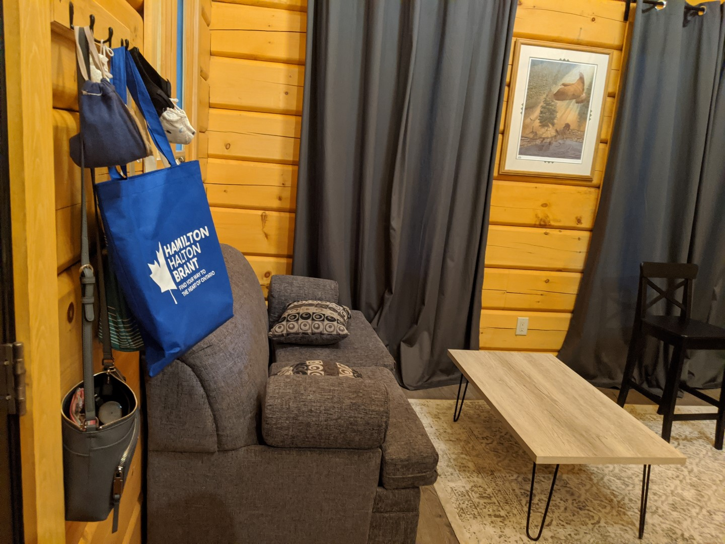 ontario cabins with kids