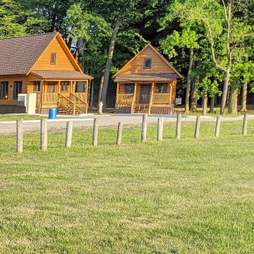 Glamping at Six Nations Chiefswood Park Cabins