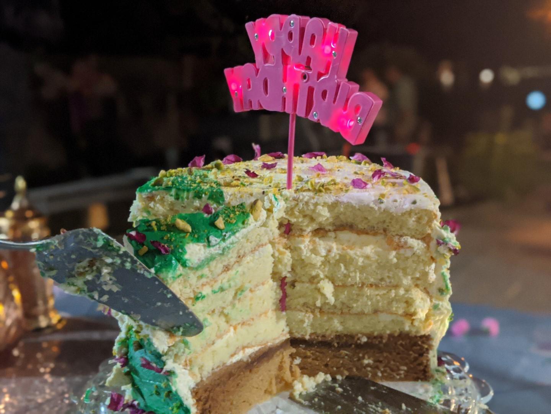 rasmali birthday cake