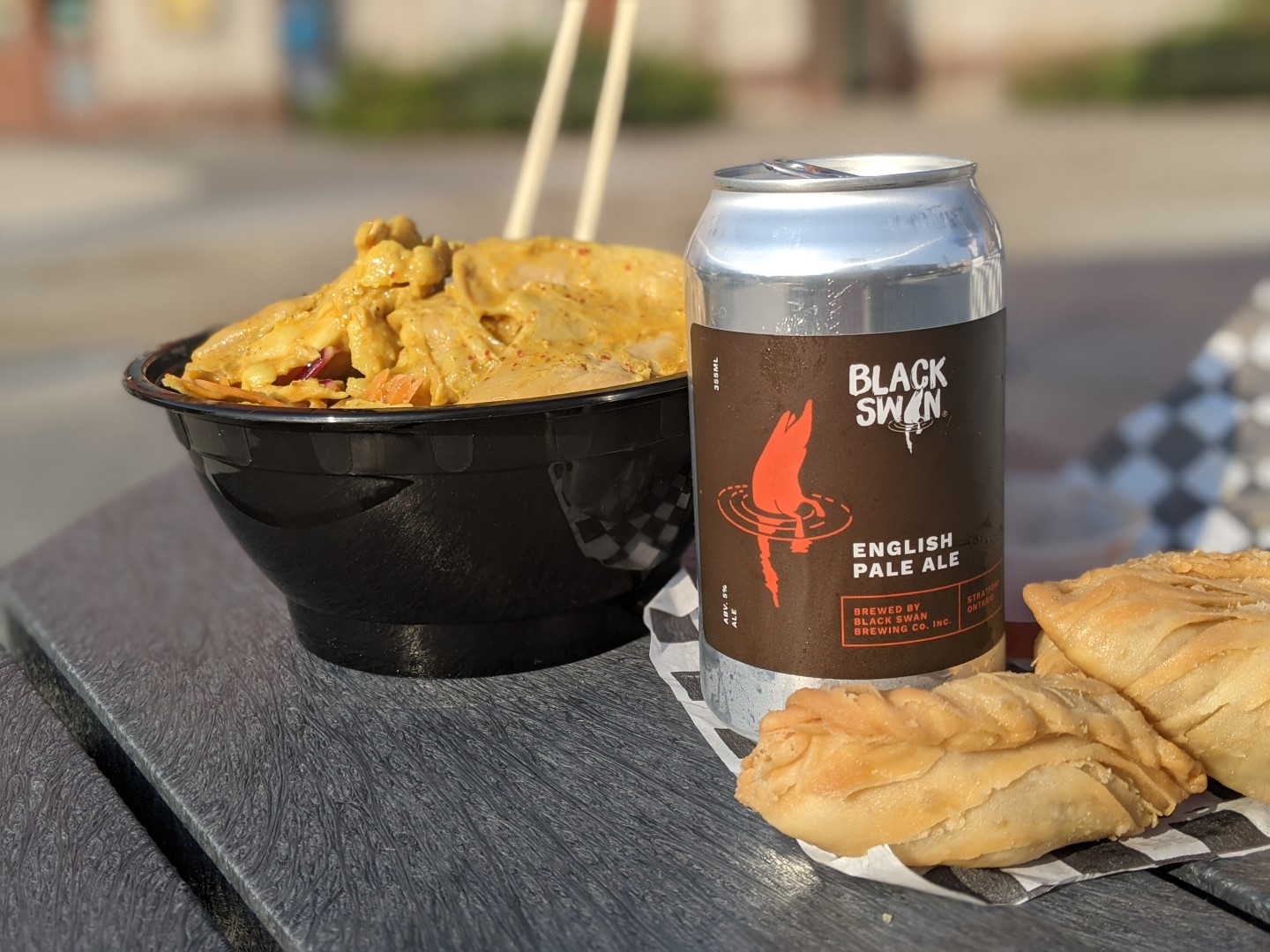 zone noodles and craft beer in Stratford