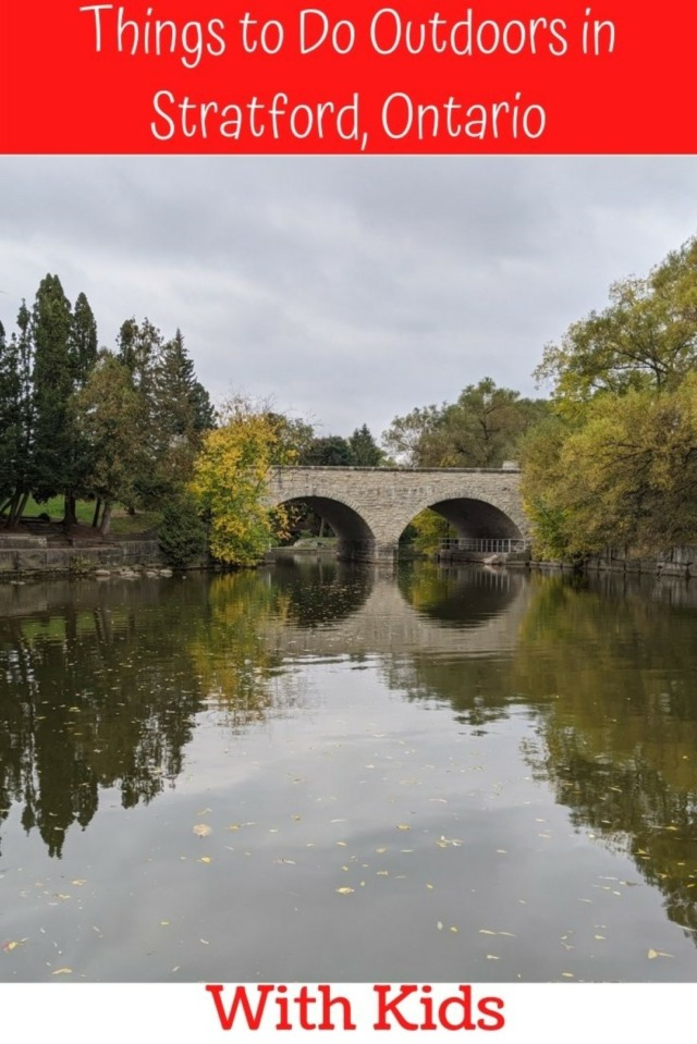 Canals in Stratford for Family Pictures